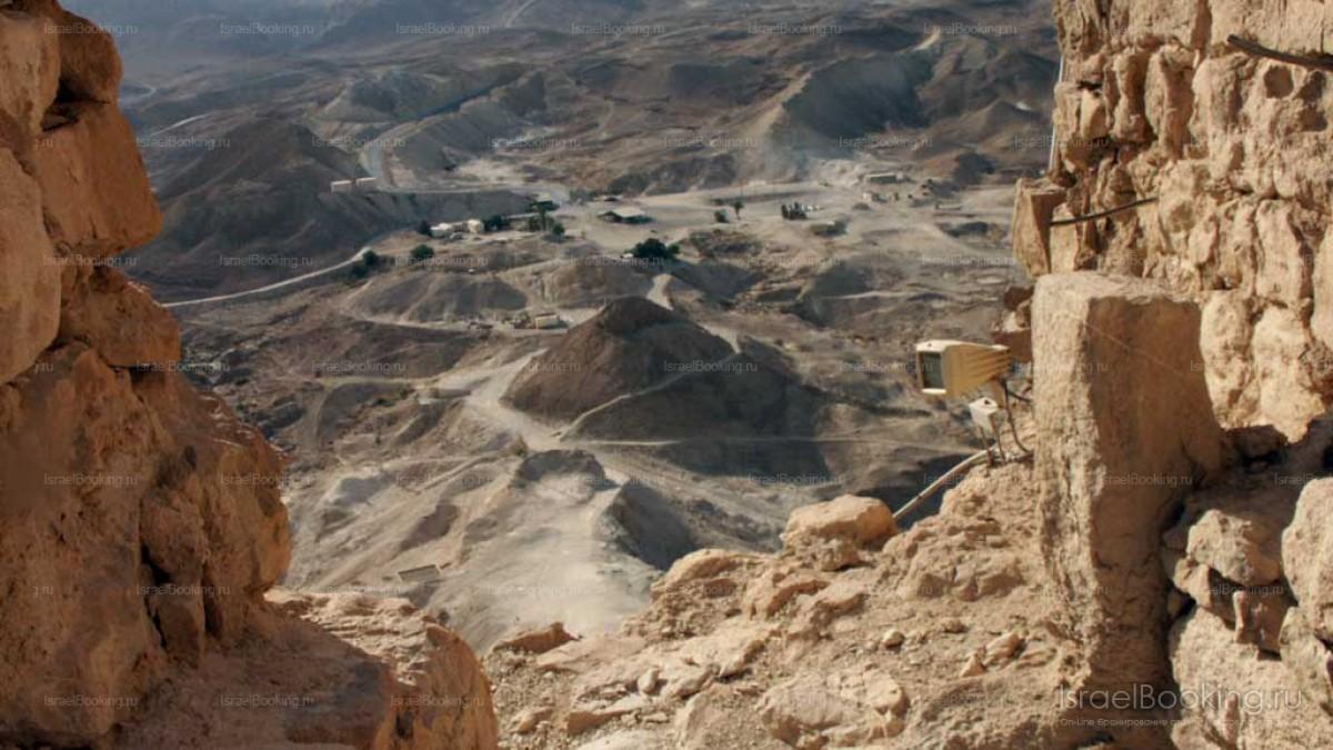 Dead Sea - Masada