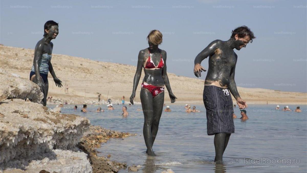 Отдых на Мёртвом море, посещение SPA, обед