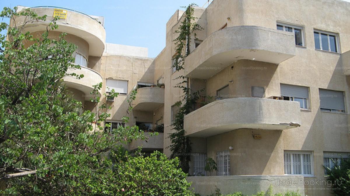Тель-Авив. Белый город.