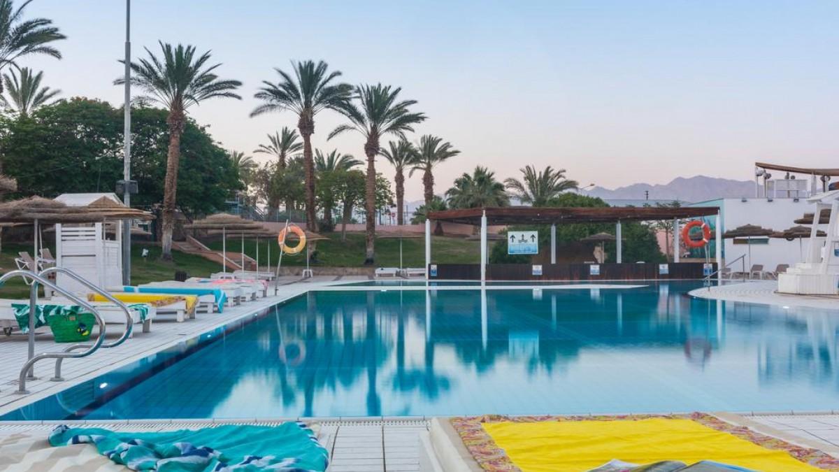 U Splash Resort Eilat 4*+ (ex. U Sunrise Club)