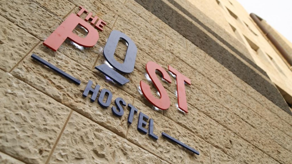The Post Hostel Jerusalem